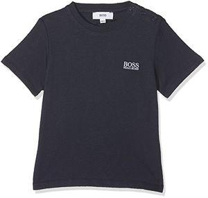 boss hugo boss boss baby jungen t shirt manches courtes blau bleu cargo 849 12 18 monate hersteller größe 12 monate