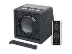 Review for alpine swe sound system für kfz schwarz