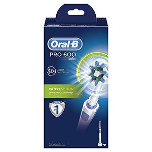 ofertas para - oral b pro 600 crossaction cepillo de dientes eléctrico recargable con tecnología braun