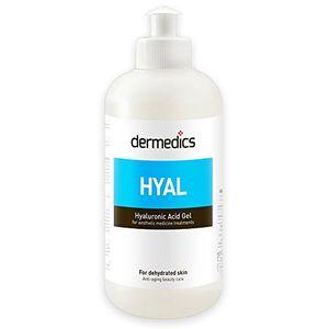 Buy dermedics hyal pflegendes hyaluron kontaktgel ultraschallgel 250g mit 50 kda niedermolekularer hyaluronsäure in maximal erlaubter konzentration