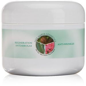 Hot Simbiosis 150020 - Crema antiarrugas con aloe, baba de caracol y rosa mosqueta antes de compra