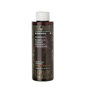 Angebote für -korres mountain pepper bergamot coriander parfümiertes duschgel 250ml