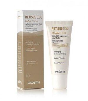 Cheap Retises 0.5 crema antiarrugas regeneradora 50 ml. Mejor compra