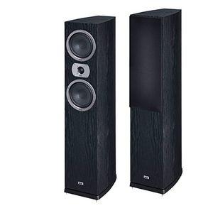 Angebote für -heco victa prime 502 2 12 wege heimkino und stereo standlautsprecher 1 stück schwarz