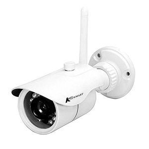Buy knewmart ip kamera wlan wifi aussen outdoor sicherheitskamera für außen hd überwachungskamera hd ip cam mit lan wlan