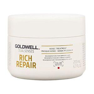 deals for - goldwell dualsenses rich repair restoring 60 seconds treatment 1er pack 1 x 200 ml