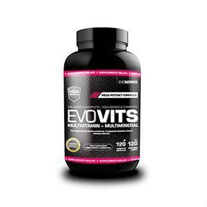 Top HSN Sports Evovits Multivitamínico - 120 Capsulas Guía