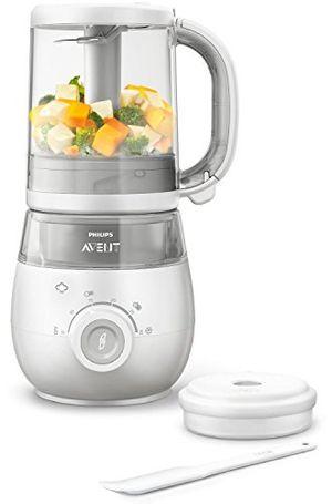 ofertas para - philips avent scf87502 procesador de alimentos para bebé 4 en 1 color blanco