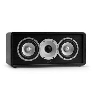 deals for - numan retrospective 1979 c • center lautsprecher • center speaker • center box • hifi lautsprecher • 2 wege lautsprecher • integrierte schallführung • mdf gehäuse • vergoldete kontake • schwarz