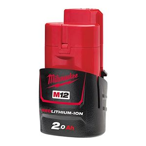 Angebote für -milwaukee akkumulator m12b2 12 v 2 ah li ion 1 stück 4932430064
