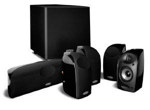 Angebote für -polk audio tl1600 51 lautsprecher system mit subwoofer schwarz
