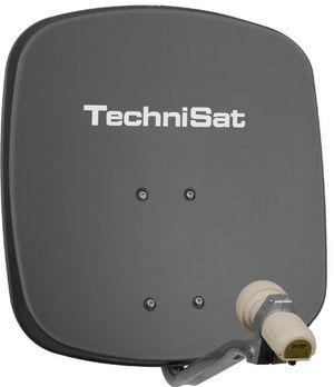 photos of TechniSat DIGIDISH 45   Satelliten Schüssel, 45 Cm Spiegel Mit Wandhalterung Und Universal V/H Single LNB (Ein Teilnehmer) Grau Bewertung Kaufen   model Home Theater
