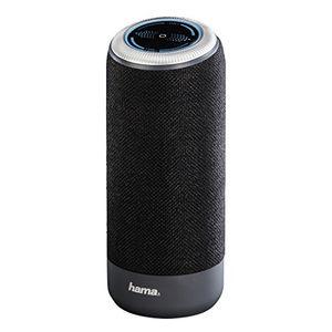 hama soundcup s tragbarer stereo lautsprecher 10w schwarz silber tragbare lautsprecher 10 w 180 20000 hz 4 ohm 1 verkabelt kabellos nfcbluetooth35 mm