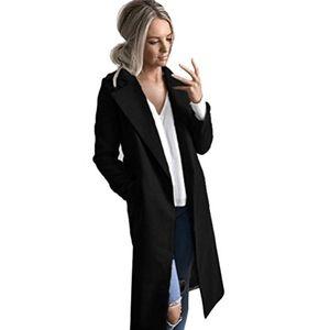 ofertas para - abrigo de invierno mujer amlaiworld abrigo de mujer chaqueta larga parka chaqueta cardigan abrigo m nergo