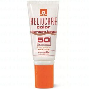 HELIOCARE Gelcream Color Brown SPF50 50ML opinión