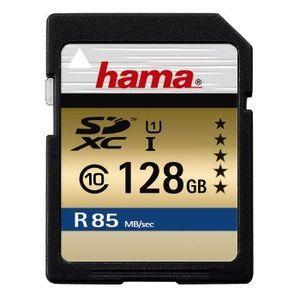 photos of Hama Class 10 SDXC 128GB Speicherkarte (UHS I, 85Mbps) Bewertung Kaufen   model Computer & Zubehör