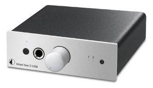 Angebote für -pro ject head box s kopfhörerverstärker usb silber