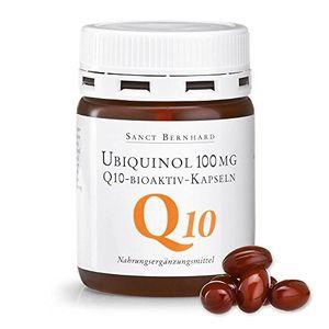 Reseña Ubiquinol 100mg - 75 Cápsulas (Kaneka QH CoQ10 bio-activo) con el envío libre