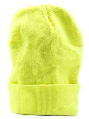 Angebote für -mütze neon signal winter muetze herren damen gelb snowboard wollmütze top qualität 561 gelb 1555