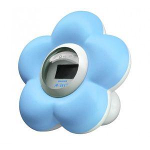 Philips Avent SCH550/20 - Termómetro para habitación y baño, color azul guía del comprador