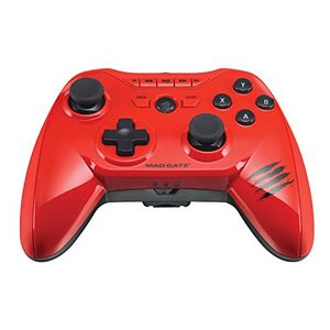Buy mad catz ctrlr mobile gamepad für androidamazon fire fernsehenpcmac gloss rot