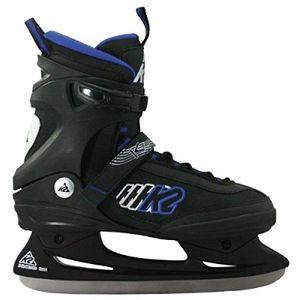 Review for k2 herren fitness schlitt eishockey eislaufschuhe kinetic ice m schwarz blau 253070311
