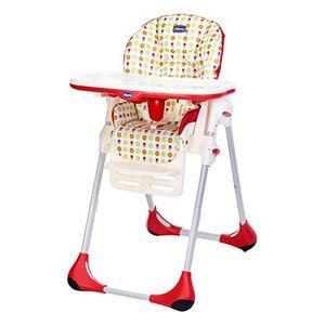 Cheap Chicco Polly Easy - Trona amplia, compacta y sencilla, para niños de 0 a 3 años, color rojo ofertas especiales