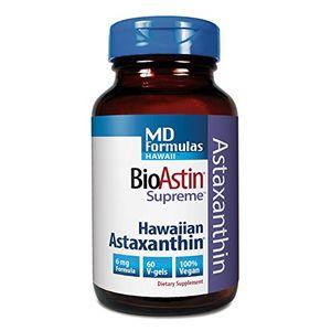 Inicio MD Fórmulas Hawai, BioAstin Supremo, 6 mg, 60 V-Geles - Nutrex Hawai con el envío libre