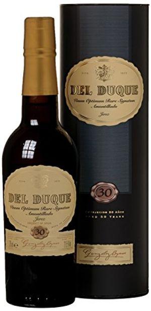 Angebote für -gonzales byass del duque amontillado jerez do 1er pack 1 x 375 ml