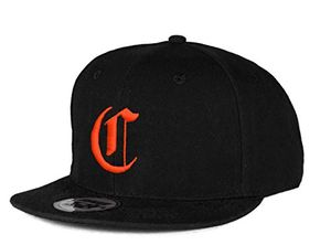 new unisex snapback mütze cap gothic 3d c flexfit baseball kappe damen herren hut c got black orange