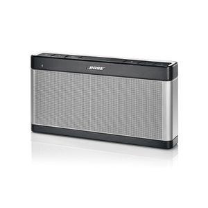 photos of Bose ® SoundLink Bluetooth Lautsprecher III Silber Heute Deals Kaufen   model Home Theater