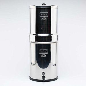 deals for - imperial berkey wasser filter mit 2schwarz reiniger elements filtration system uk best gravity basierend wasser filter