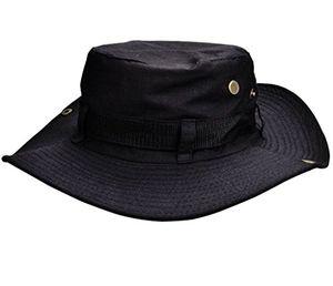 Angebote für -beileer stylische sun hat uv schutz outdoor bucket hat für outdoor angeln camping radfahren jagd golf wandern schwarz