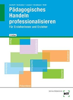 pã¤dagogisches handeln professionalisieren by cornelia averhoff 2007 05 21