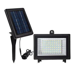 Angebote für -meikee 60 led solar licht sicherheit beleuchtung solar flutlicht ip65 6000 k auto induction außen für terrassen garten balkon tageslichtweiß energieklasse a