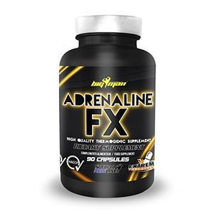 ofertas para - big man nutrition adrenaline fx quemagrasas 90 cápsulas