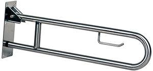 Reseña Timblau TIM-52318P/S - Barra abatible inoxidable para baño adaptado a personas mayores y con minusvalías Mejor compra