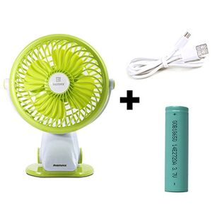 lybcvad mini lüfter büro usb tragbarer schreibtisch tragbarer netter ventilator fan fan fan 202 154 124mm normalausgabe grüner fan