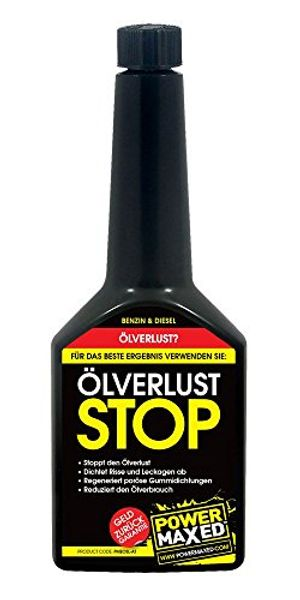 Top powermaxed ölverlust stop 325ml