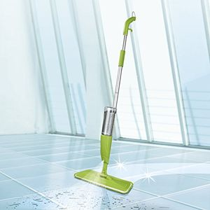ofertas para - mopa con spray y depósito xxl de 600 ml verde lima mopa innovadora función de spray incorporada mopa con pulverizador mopa