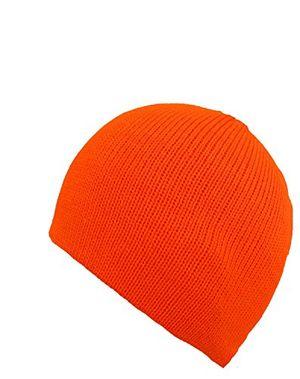 Angebote für -sonia originelli strickmütze wintermütze mütze uni neon knallig c004 var2 orange