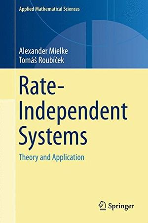 rate independent systems theory and application applied mathematical sciences band 193