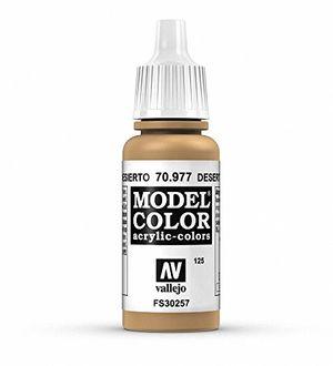 deals for - vallejo model color acrylfarbe 17 ml desert yellow