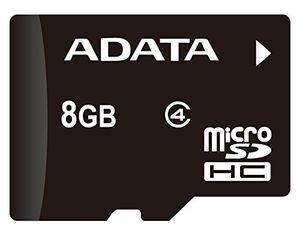 photos of A Data AUSDH8GCL4 RA1 8 GB MicroSDHC Class 4 Speicherkarte + Adapter Einkaufsführer Kaufen   model Computer & Zubehör
