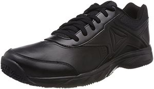 Top reebok herren work n cushion 30 walkingschuhe schwarz black 0 45 eu