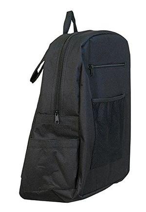 ofertas para - aidapt va136ss mochila para sillas de ruedas y carritos eléctricos color negro