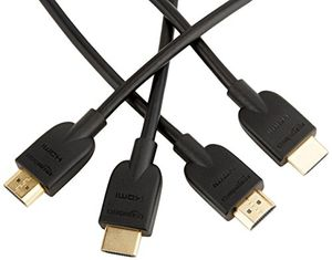 deals for - amazonbasics hochgeschwindigkeits hdmi kabel 20 ethernet 3d 4k videowiedergabe und arc 09 m 3er pack