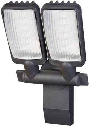 photos of Brennenstuhl LED Strahler Duo Premium City / LED Leuchte Für Außen Und Innen (IP44, Dreh  Und Schwenkbar, 30 Watt, 6400 K) Farbe: Anthrazit Handbuch Kaufen   model Beleuchtung
