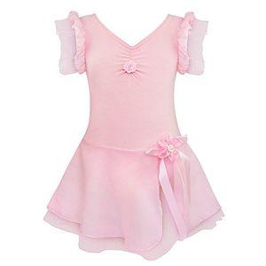 Angebote für -iefiel kinder ballettanzug ballett tütü trikot mädchen wunderschönes ballettkleid in rosa rose türkis und schwarz