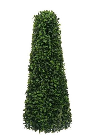 Hot buchsbaumpyramide 60 cm künstlicher buchsbaum kunstpflanze buxus